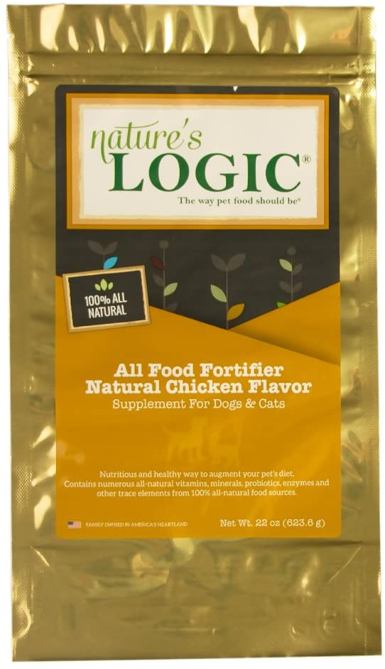 Nature'S Logic All Food Fortifier Natural Chicken Flavor