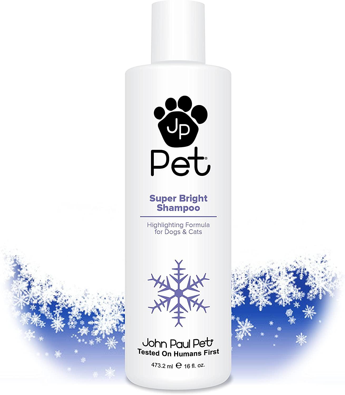 Super Bright Shampoo for Dogs